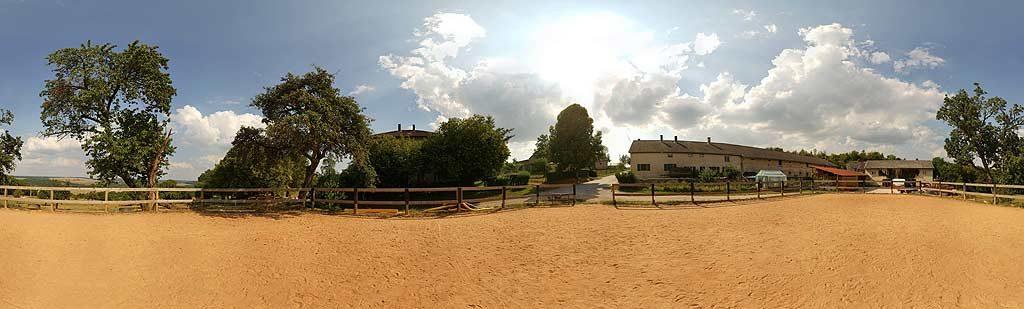 Panorama Gut Lichtenberg